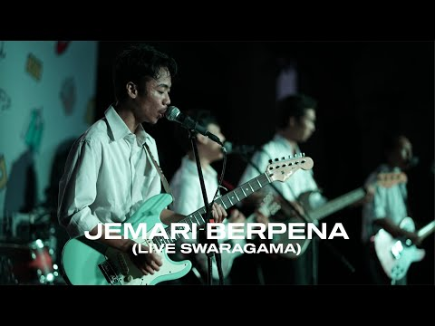 Korekayu - Jemari Berpena @ Swaragama Pop Up Market