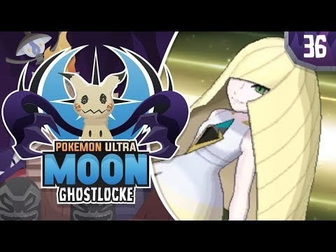 LUSAMINE HAS CHANGED!!! Pokemon Ultra Sun and Moon GhostLocke Walkthrough w/ aDrive! Ep 36