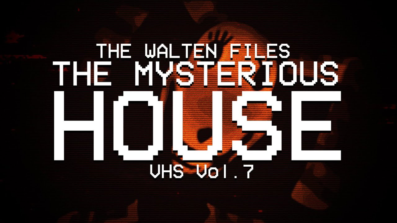 Download Visitando The Mysterious House (The Walten Files) l VHS Vol.7