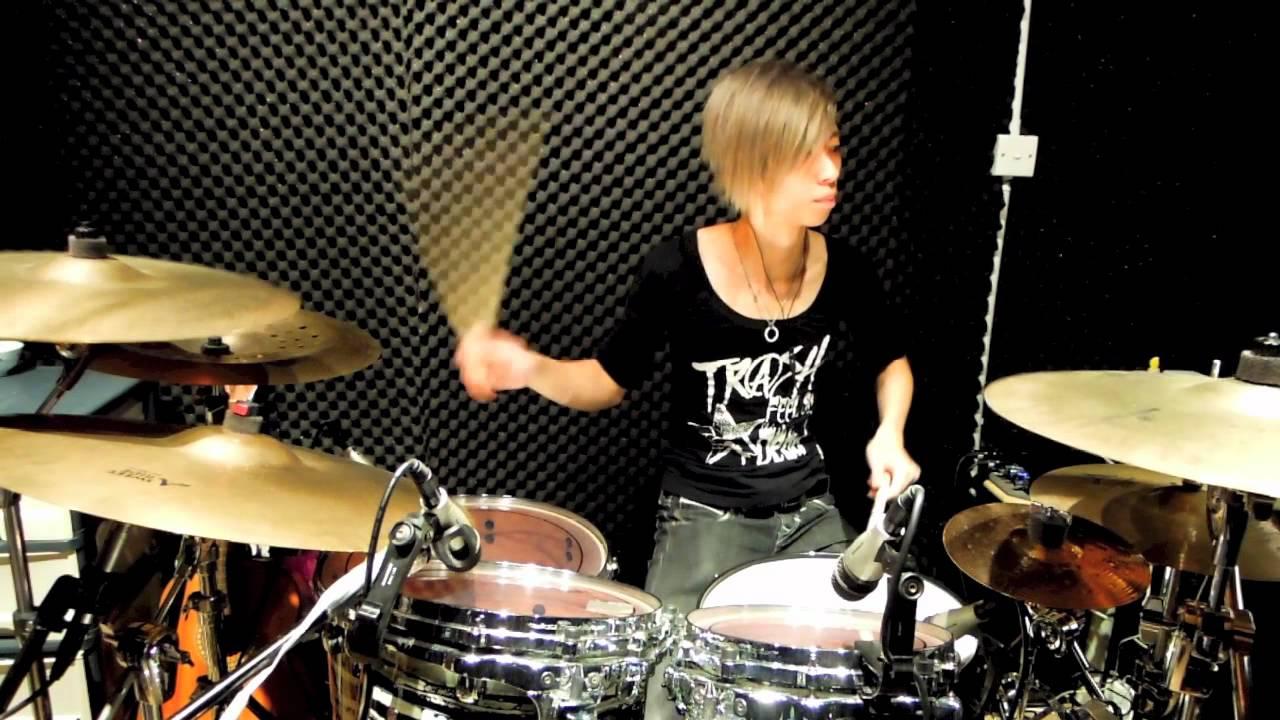 神龍教 - Kolor (Drum Cover by Max) - YouTube