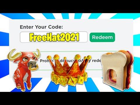 ALL NEW Roblox Promo Codes on ROBLOX 2021! | All Roblox Promo Codes (2021)!