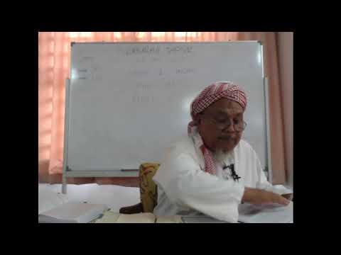 Download Daurah Tafsir Surah Al Insan Sessi 8 di Madrasah Tafsir Sunnah (MTS 25-05-2019)