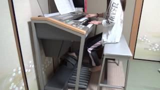 2015年5月9日 録画 楽譜&レジスト 月刊エレクトーン4月号 「花燃ゆ メ...