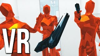 Video SUPERHOT VR Gameplay Walkthrough Part 1 | Oculus (no commentary) download MP3, 3GP, MP4, WEBM, AVI, FLV November 2018