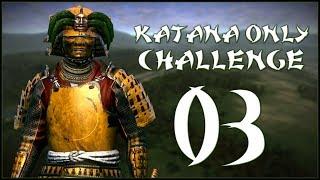 DEATH TO THE ITO - Shimazu (Legendary Challenge: Katana Units Only) - Total War: Shogun 2 - Ep.03!