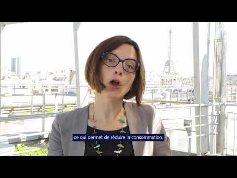 Paris : des panneaux solaires pour booster le plan climat