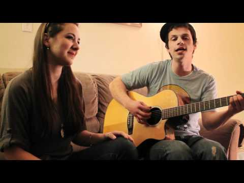 Jason Mraz and Colbie Caillat Lucky - Cover