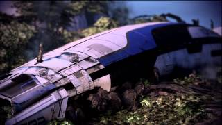 Mass Effect 3 - Extended Cut DLC Renegade ending