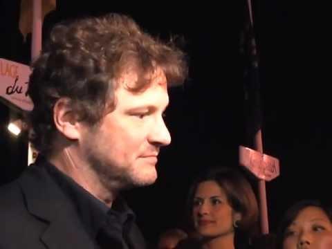 Lordi, Colin Firth, Gemma Arterton and Caterina Murino in Cannes