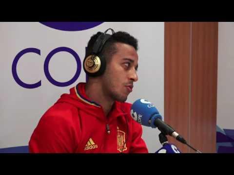 """Entrevista Thiago Alcantara en """"El Partidazo de la COPE"""""""