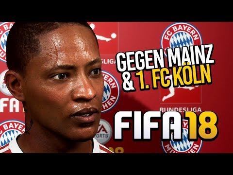 FIFA 18 ⚽️ 034: Gegen MAINZ und den 1. FC KÖLN