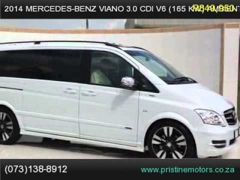 2014 mercedes benz viano 3 0 cdi v6 165 kw ambiente auto. Black Bedroom Furniture Sets. Home Design Ideas