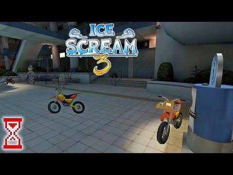 Эксперимент с заданием охранника в Мороженщике 3 | Ice Scream 3