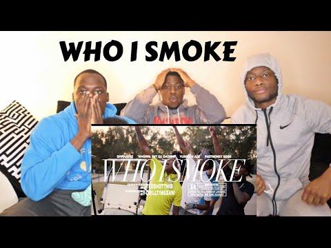 """SPINABENZ, WHOPPA WIT DA CHOPPA, YUNGEEN ACE, & FASTMONEY GOON"" WHO I SMOKE REACTION VIDEO"