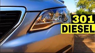 Peugeot 301 Diesel 2018 - ¡Auto Compacto Muy Ahorrador Potente Suave!