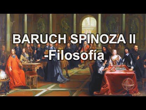 Baruch Spinoza: Teoría de la Sustancia - Filosofía - Educatina