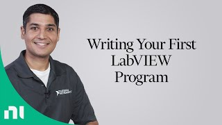 Writing Your First LabVIEW Program