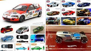 Hot Wheels, GreenLight The Hobby Shop, Heritage Racing Series, Tarmac Works & more News