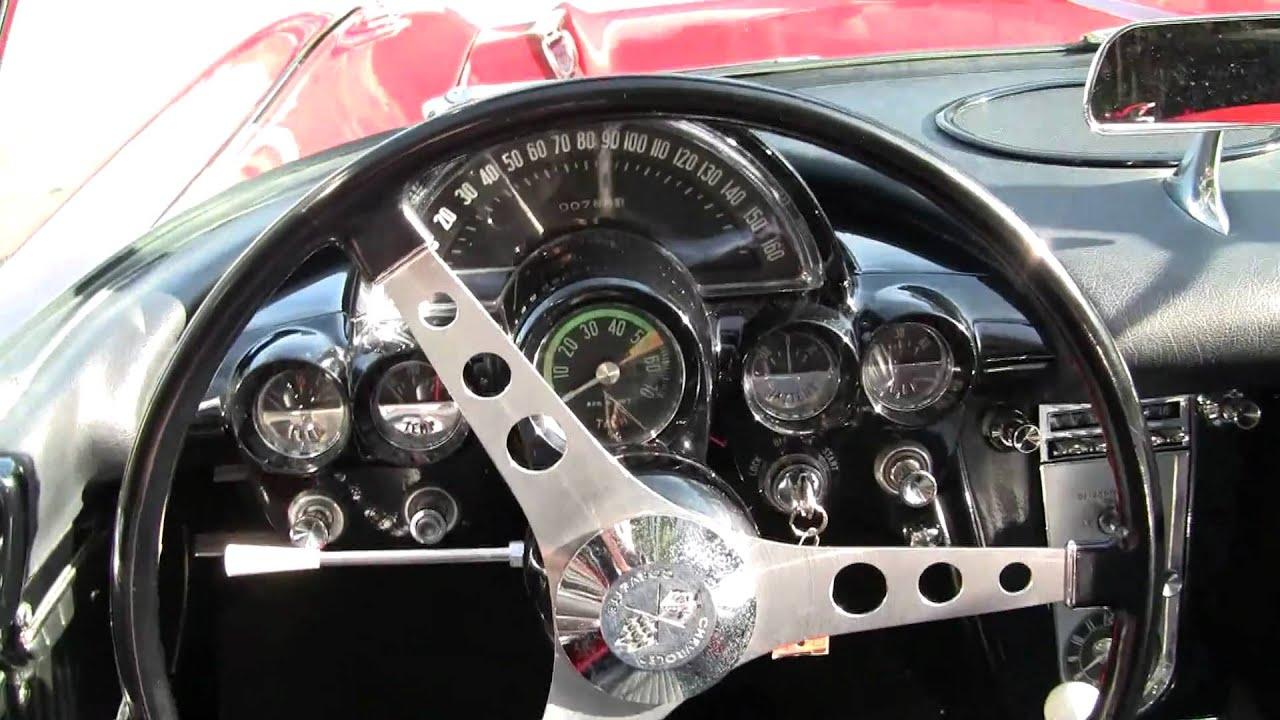 1962 Corvette Convertible Youtube