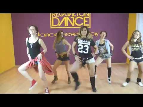 Baddest girl in town – Reggaeton Choreography by ReggaetonDance