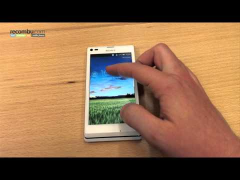 Sony Xperia L hands-on