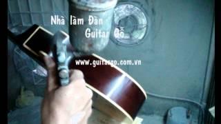 Nhà Làm Đàn Guitar Gỗ