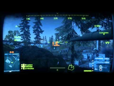 Battlefield 3 Armored Kill Rush part1 |