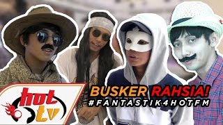 Menyamar busking di KLCC - Aiman, Khai, Sufian & Tajul - #Fantastik4HotFM MP3