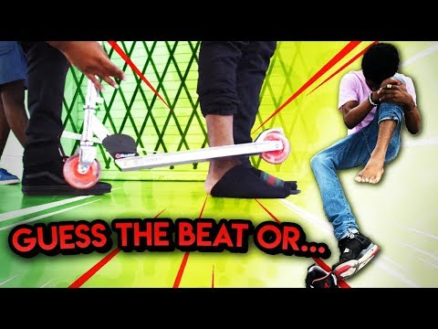 Guess the Beat or Scooter Smacks Ankle Ft Cardi B Drake XXXtentacion Lil Uzi