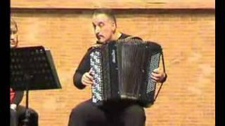 Recuerdos de la Alhambra (F.Tárrega) - Accordion баян