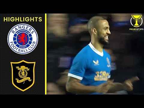 Rangers Livingston Goals And Highlights