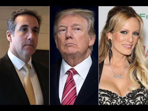 What happened between adult film star 'Stormy Daniels' and Donald Trump?