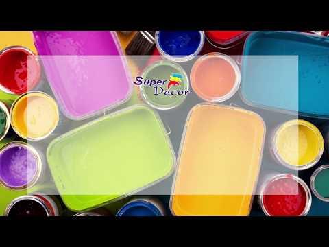 Резиновая краска Super Decor