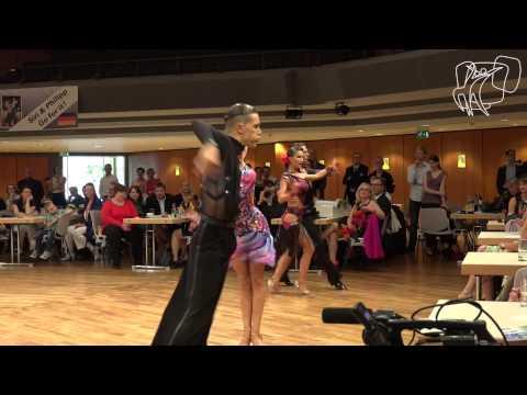 Smolin - Pugacheva, RUS   2015 PD World 10D R1 S   DanceSport Total