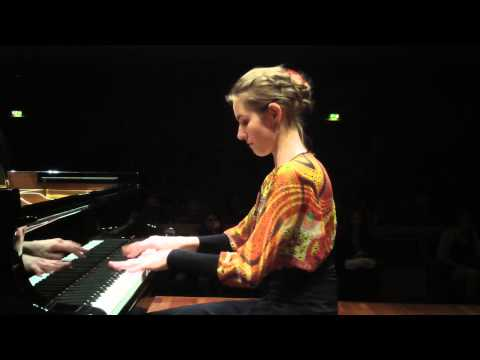 Liszt   Scherzo And March   Aurelia Shimkus