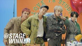 [4K] 위너의 미니콘서트💙 [@STAGE] with WINNER(위너) MILLIONS, AH YEAH (아예), OMG, SOSO 딩고뮤직 Dingo Music