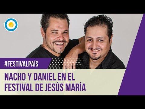 Nacho y Daniel en el Festival de Jesús María 2016