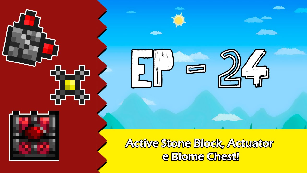Active Stone Block Actuator E Biome Chest Terraria Ep