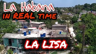 🌶51 AVENUE - LA LISA👉HAVANA IN REAL TIME 🇨🇺The last municipality of HAVANA. With CAPTION (CC)