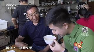 《远方的家》 20191010 长江行(45) 渝东门户 江城万州  CCTV中文国际
