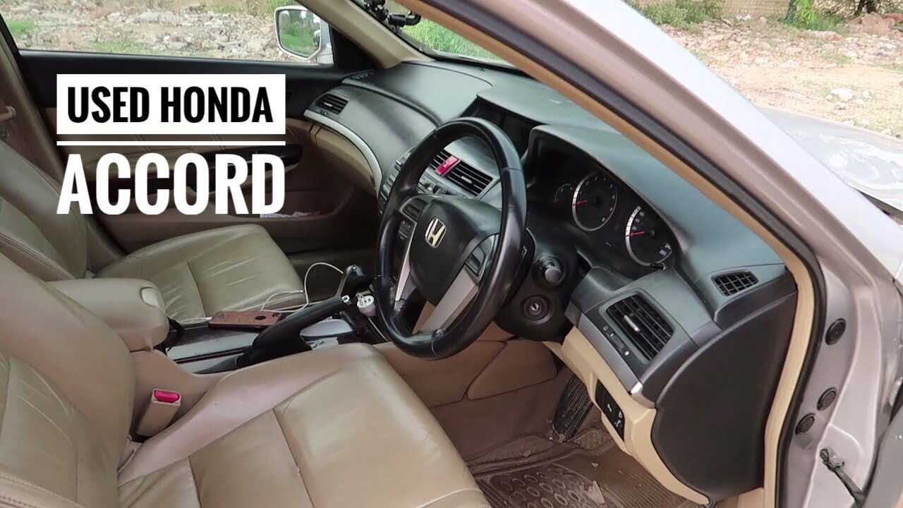 Used Honda Accord Review Luxury Car Buying Guide Youtube