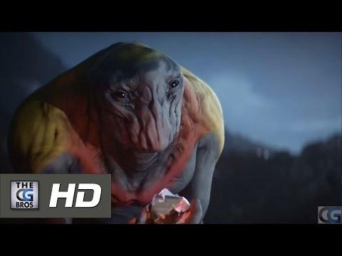 """[BCA Paddy] CGI 3D Animated Short HD: """"Sputnik"""" - by Maxim Zhestkov"""