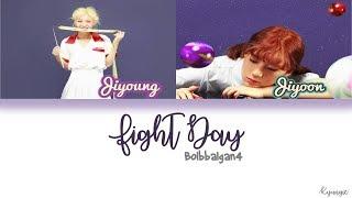Bolbbalgan4 - Fight Day