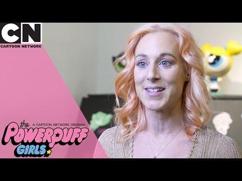 The Powerpuff Girls x Katie Eary at London Fashion Week | Cartoon Network