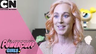 The Powerpuff Girls x Katie Eary at London Fashion Week | Cartoon Network
