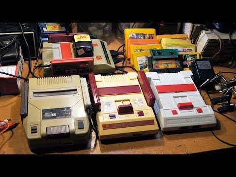 3 DENDY и много, много пайки. Часть 2. Famicom.