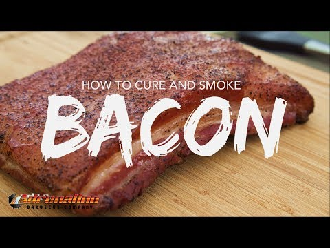 Homemade Bacon Recipe - How To Cure And Smoke Bacon - AmazingRibs.com Maple Bacon