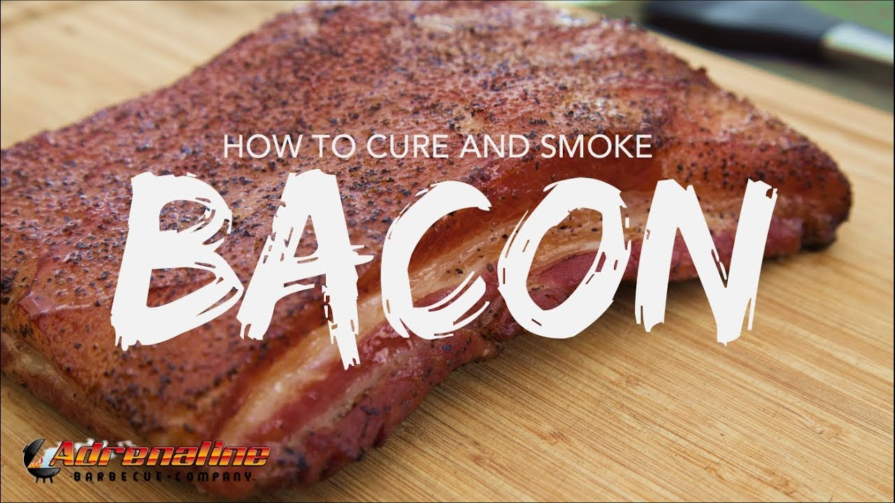 Homemade Bacon Recipe - How to Cure and