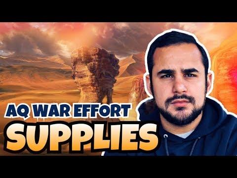 Changes: Should Blizzard Adjust AQ War Effort Supply Quantities?