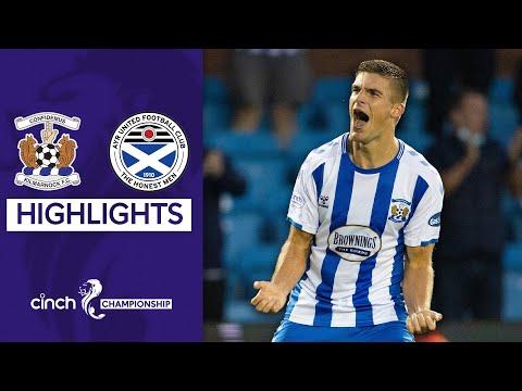 Kilmarnock Ayr Utd Goals And Highlights